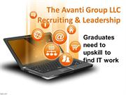 The Avanti Group LLC Recruiting & Leadership Graduates need to upskill