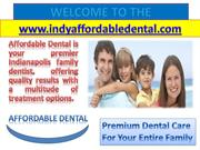 Cosmetic Dentist Indianapolis- Teeth Whitening Dentist - Kids Dentist