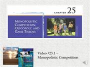#25.1 -- Monopolistic Competition (7.34)