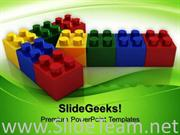 LEGO BUSINESS POWERPOINT BACKGROUND