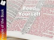 People of the Book Feed Yourself