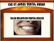 Wrong Beliefs On Dental Health And Wellness