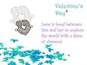 Diamond valentine's day Jewelry