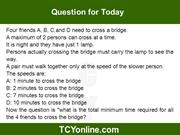 Question of the Day - 3 (VI-VIII)