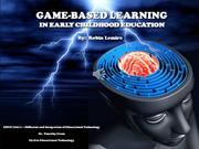 Game-Based Learning PPT Presentation - Final Project