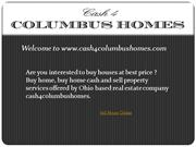 We Buy Homes Columbus