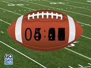 Kick off Clock
