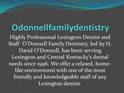Dentist lexington ky