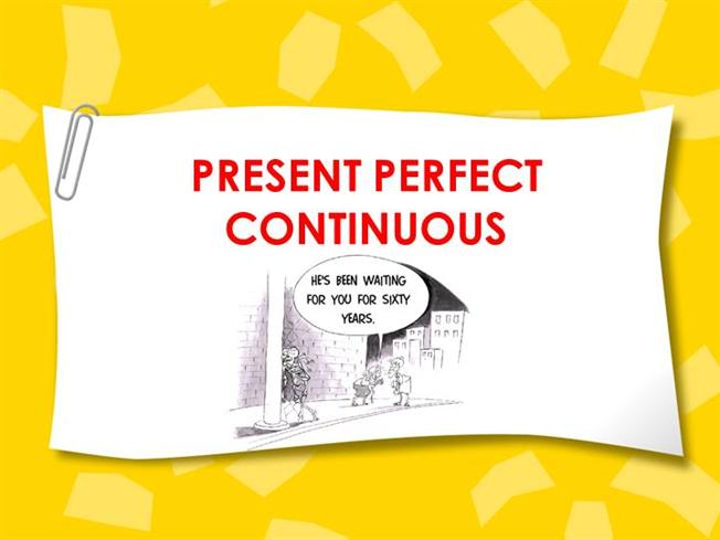 present perfect vs present perfect continuous authorstream funnel diagram template present perfect continuous part one