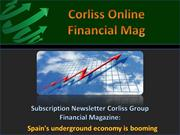 Subscription Newsletter Corliss Group Financial Magazine