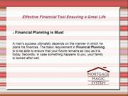 Effective Financial Tool Ensuring a Great Life