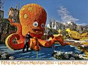 Lemon Festival 2014 Menton France
