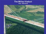 The Millau bridge