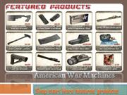 Buy Best Gun Parts at American War Machines