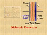 Dielectrics Properties