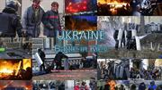 UKRAINE_Battle in Kiev_ FEB,2014