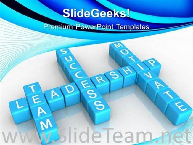 Leadership motivate cubes shapes powerpoint background powerpoint related powerpoint templates toneelgroepblik Image collections