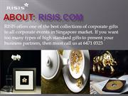 Luxury Corporate Gifts in Singapore