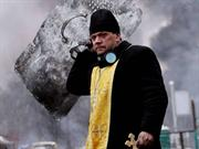 Kiev, Ukraine: Portraits from a protest