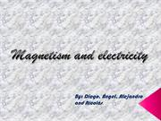 Magnetism and electricity 6B
