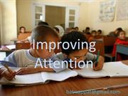 Improving Attention