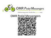 OMR Pedal Messengers Chennai's first bike messenger service
