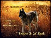 Remembering Kiwani