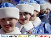 Sochi  2014 (part 5 - from 15 to 19 february)