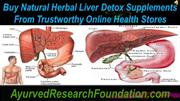 Buy Natural Herbal Liver Detox Supplements From Trustworthy Online Hea