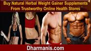 Buy Natural Herbal Weight Gainer Supplements From Trustworthy Online H