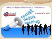 Find the Best Social Media Marketing – E Virtual Services