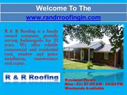 Metal Roofing Indianapolis - Commercial Roofing Contractor