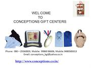 Corporate Gift Suppliers in Bangalore