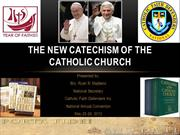 The New Catechism of the Catholic Church