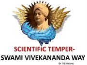 SWAMI VIVEKANANDA  SCIENTIFIC TEMPER