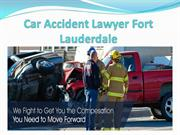 10 Most Common Fort Lauderdale Car Accident Injuries