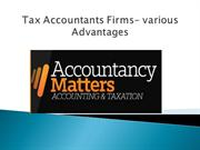 Tax Accountants Firms Melbourne