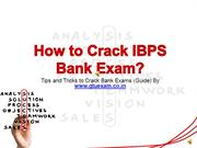 How to Crack IBPS Bank Exam