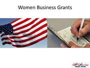 Women Business Grants - AAGG