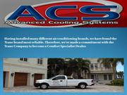 Air conditioning repairs by Advanced Cooling Systems, Inc