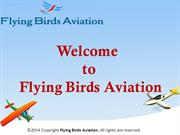 Flying Birds Aviation-Air Charter Company in India