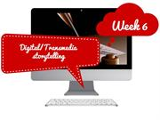 Week6: Digital & Transmedia Storytelling