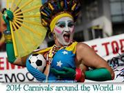 2014 Carnivals around the World (1)