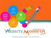 Ecommerce Web Development, Web Design, SEO Services – WebsiteMonster