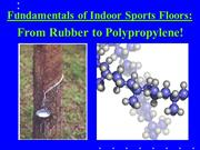 Fundamentals of Indoor Sports Floors