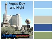 Vegas Day and Night