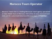 Vacations Package in Morocco