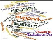 Decision Support System (MIS PPT)