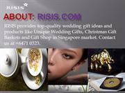 Wedding Gift Ideas in Singapore