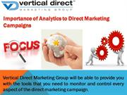 vertical direct marketing group